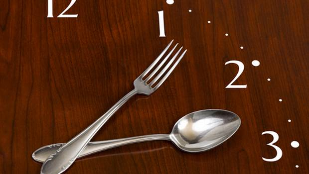 Perdida de peso segun horario
