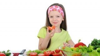 Alimentacion niños