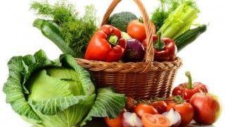 Consumir verduras
