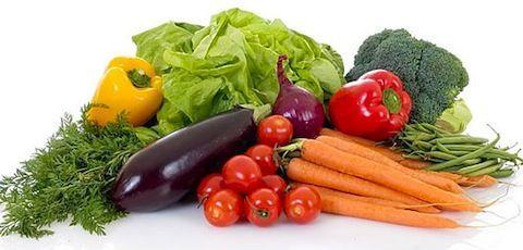 Verduras adelgazan
