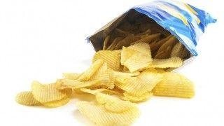 Las peligrosas patatas fritas de bolsa