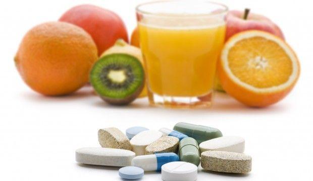 es bueno tomar vitaminas