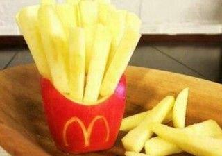 Patatas para niños