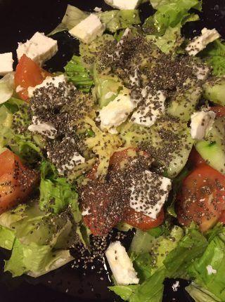 Ensalada Dieta Saludable