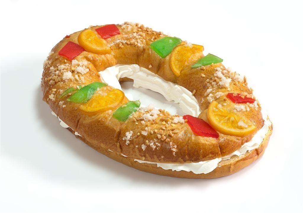 Calorías Del Roscón De Reyes Blog Dieta Saludable
